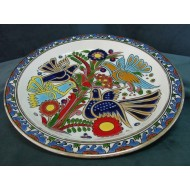 Hand Made Decorative Plate