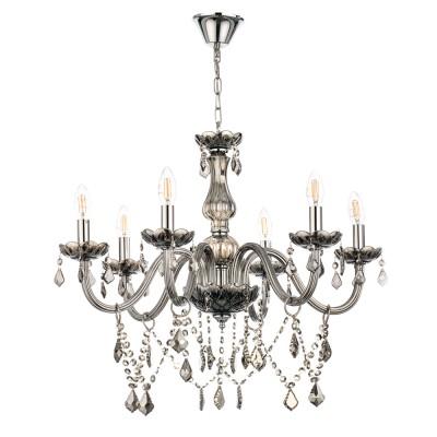 Chandelier Six (6) Lamps